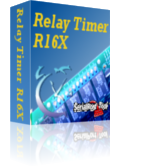 Relay Timer R16X