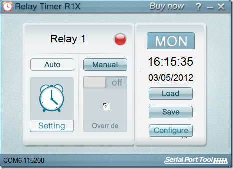 Relay Timer R1X