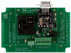 Relay Board of National Control Device
