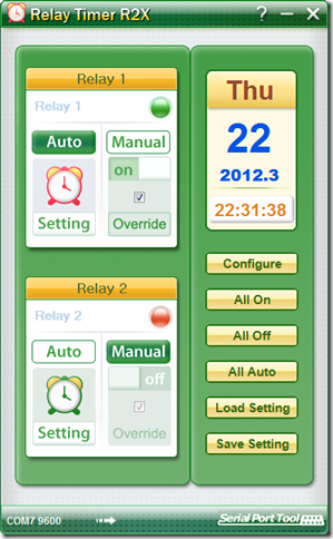 Relay Timer R2X