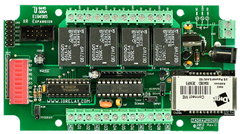Relay Board of National Control Devices