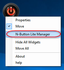 N-Button Manager