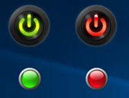 N-Button software - Widgets - Relay1 ON